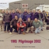 Falklands 2002 pilgrimage