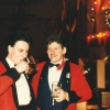 Christmas Draw Hohne 1987...Who are they.....?