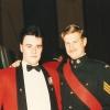 Sgts Mess Christmas Draw Hohne 1987