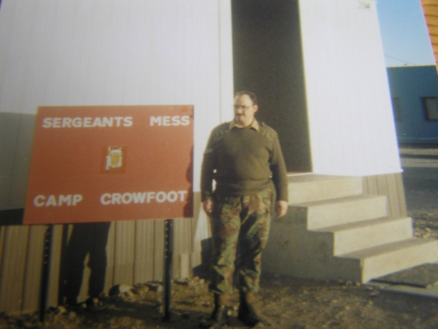 Camp Crowfoot, Ex Med Man 7, BATUS