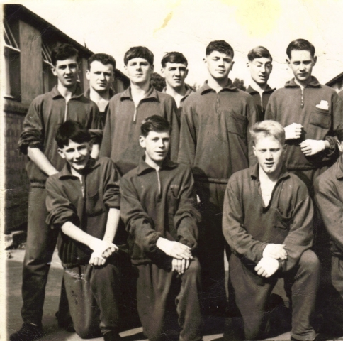 Boxing Team 1967