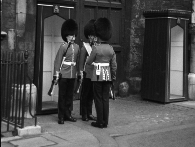 Welsh Guards, St James Palace 1965
