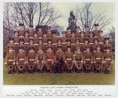 5 Squad Caterham Company L/Sgt Fisher