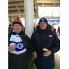 Bob Roberts & Mike Cummins - Back to Blue at CCFC 10/01/15