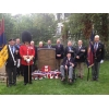 Arras Welsh Guards Plaque September 2015