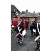 Rememberance Day Parade Hay on Wye 2016.