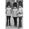 Welsh Guards in London 1950