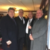 At Richie Bevan's Funeral (Nov 15)