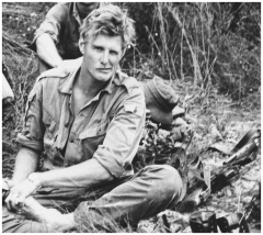 Ric Rees after Jungle Patrol in 1978...