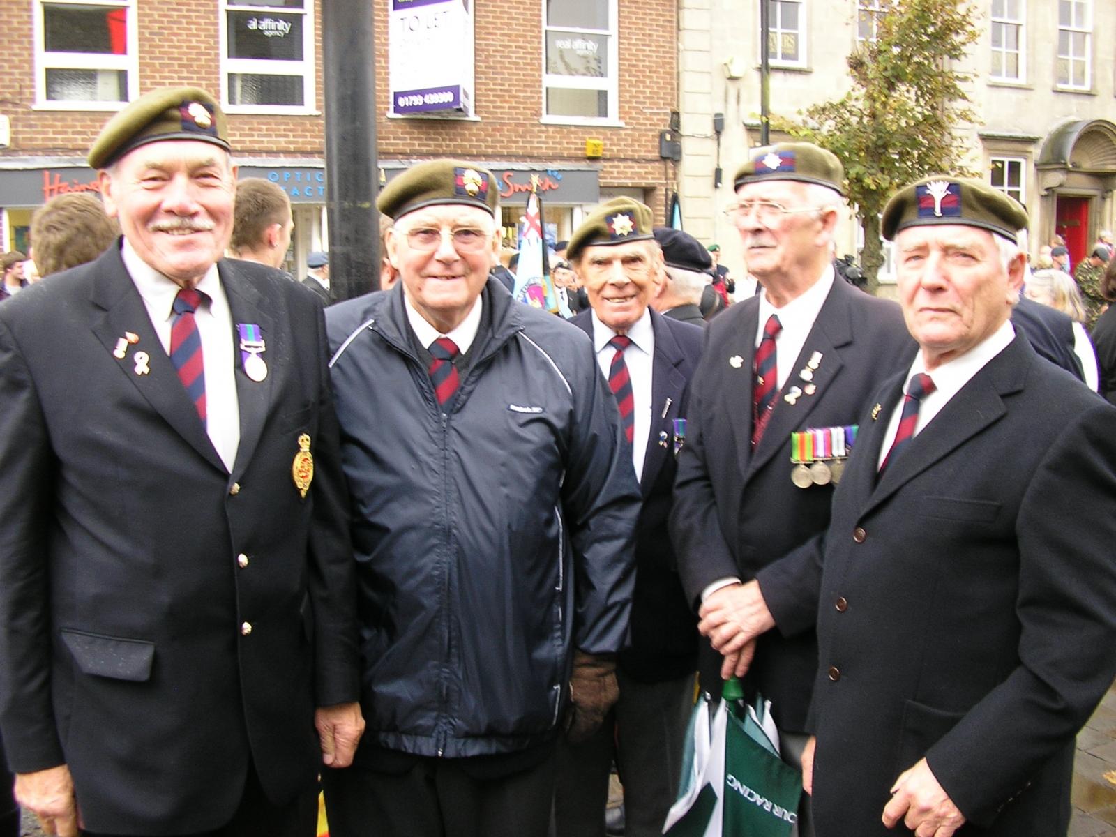 Brigade of Guards Reunited.