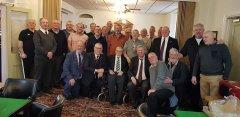 pontypridd Branch Christmas get together