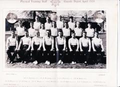 PTI Staff Guards Depot 1959