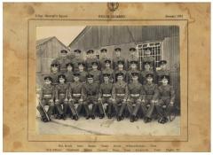 L/Sgt Sherrat's Squad