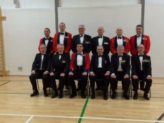 RSM's 100th Anniversary Dinner - Pirbright 25 February 2015